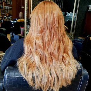 WEFTS 20″ 105G MIX BLONDE STRAWBERRY BALAYAGE