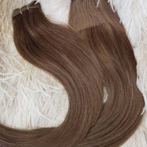 WEFTS 20″ 110G CHOCOLATE BRONZE #4/#6 MIX