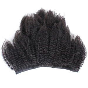 Afro Kinky Coily Clip-In Set