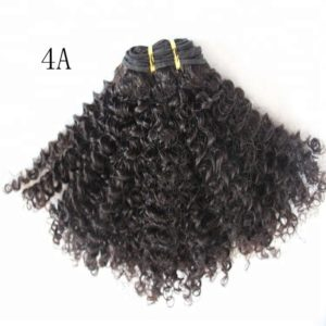 Curly Clip-In Set
