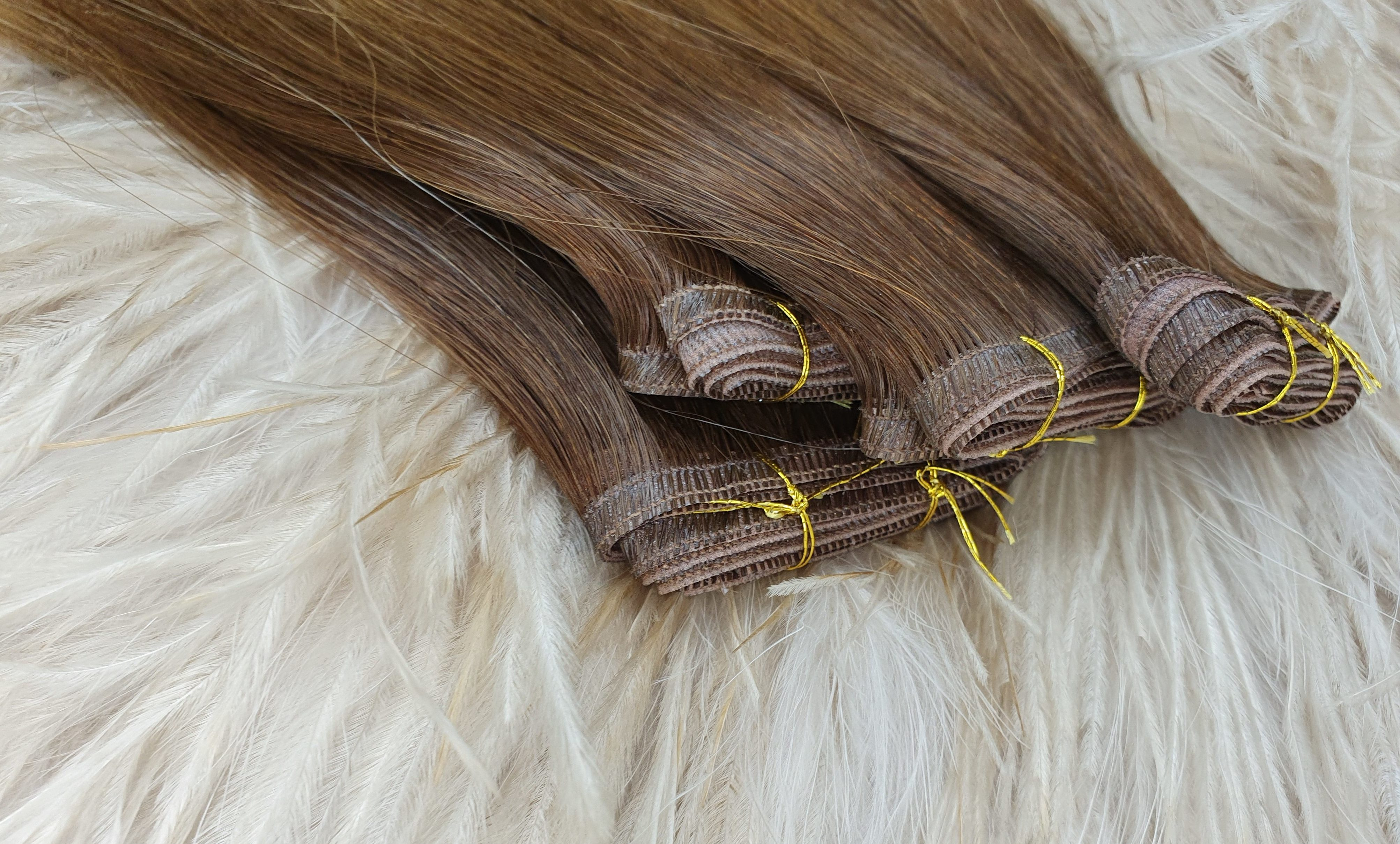 FLAT TRACK WEFT HAIR EXTENSIONS