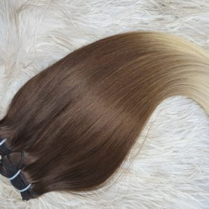 "WEFTS HAIR"" 110G #4/60 Balayage"