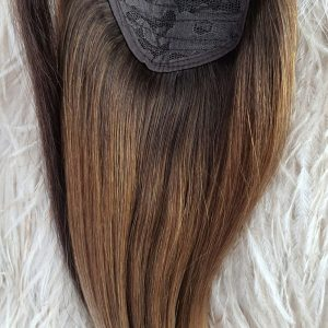 HUMAN PONYTAIL HAIR EXTENSIONS